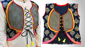 Jacket Design Jacket Design Jacket For Kameez Kurti Cutting And Stitching Bst