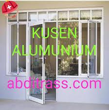 Hasil gambar untuk kusen alumunium abditrass