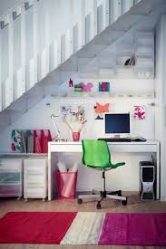 space saving home office. photo via basementremodelingcom 15 space saving under stairs home offices you need to see office