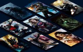 Superheroes Wallpapers 4K - Auto ...