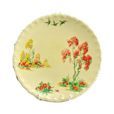Decorative Kitchen Wall Plates Grindley England Ceramic Plate Decorative Plate Or Wall Plate