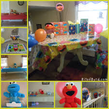 Sesame Street Bedroom Decorations Sesame Street Table Decoration Partylicious Rainbow Elmo Birthday