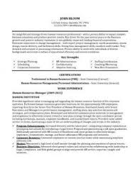 human resources manager product support manager resume
