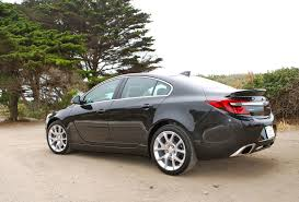 Review: A Buick Regal GS Is An Oddball Choice In 2015, And Better ...