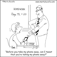 Teacher Cartoons By Marty Bucella
