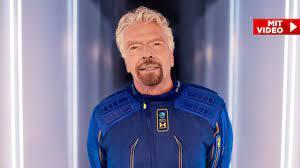 Richard Branson: Was würden Sie für ...