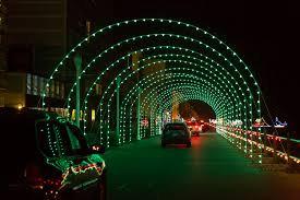 Holiday Lights At The Beach Virginia Beach Holiday Lights Merry Mile At The Oceanfront Starts Friday