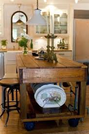 rustic kitchen island furniture. design chic: things we love: mirrors in kitchens rustic kitchen island furniture o