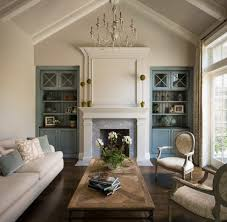 Living Room Built In Cabinets Living Room Built Ins Living Room Traditional With Dark Stained