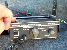 wiring diagram for federal signal pa300 the wiring diagram federal signal pa 300 siren amplifier 125 00 1 10 11 still have wiring