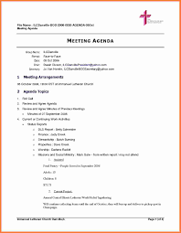 Basic Meeting Agenda Template Board Meeting Agenda Template Word Recent Scholarschair 20