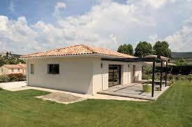 construction maison contemporaine plain pied tat venaissin vaucluse 84 constructeur maison contemporain grand avignon