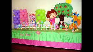 Small Picture at home Birthday Party decoration ideas for kids YouTube