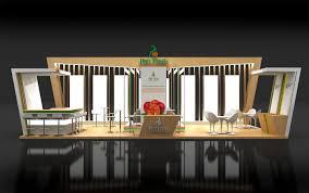 Fresh Design International Pan Fresh Stand 2015 Design 3 By Theosign Design At Coroflot Com