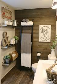 Modern farmhouse bathroom remodel ideas Master Bathroom Farmhouse Bathroom Ikea Style Gorgeous Ideas For Diy Decor Remodel And Organization ikeafarmhouse Design Dazzle Farmhouse Bathroom Ikea Style Design Dazzle