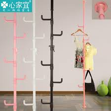 Upright Coat Rack Upright Hanger Floor Bedroom For Hanging Clothes Rack Coat Rack 31