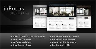 Professional Website Templates Interesting Buy Professional Website Templates Premium Themes Designmodo