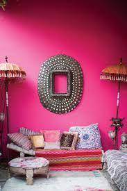 Hot Pink Bedroom Paint Best 25 Magenta Walls Ideas On Pinterest Oriental Bedroom