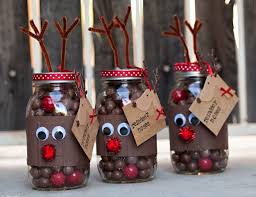 Mason Jar Decorations For Christmas Gifts in a Jar LastMinute Gifts in a Jar Ideas DIY Projects 33