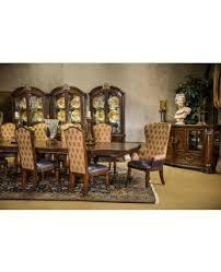 holder grand masterpiece pedestal dining table set