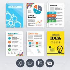 Presentation Flyers Brochure Design And A4 Flyers Presentation Billboard Brainstorm