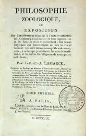 Philosophie Zoologique Wikipedia
