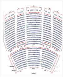 Zellerbach Hall Seating Chart Best Of Berkeley Greek Theatre