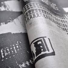 Us 420 Vintage Metallic Zwart Zilver Behang New York City Landschap Muurschildering Muur Papierrol 10 M In Vintage Metallic Zwart Zilver Behang New