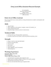 Clinical Assistant Resume Entry El Medical Assistant Resume ...