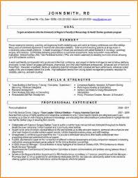 Resume Of Graduate Student With Free Download Resume Template