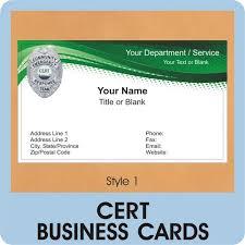 Cert Business Card 01