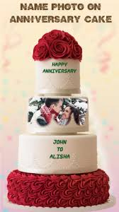 Name Photo On Anniversary Cake 10 Unduh Apk Untuk Android Aptoide