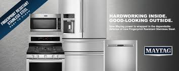 Non Stainless Steel Appliances Maytag Appliances Shop Now Non Responsive Home Appliance