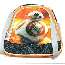 Bb8 Light Up Backpack American Tourister Star Wars Disney Bb8 Backpack 16 X 12 X 5 Inch Soft New