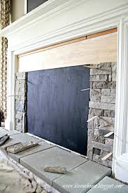 installing veneer stone over brick fireplace install artificial natural flooring fake synthetic stacked faux panels cultured
