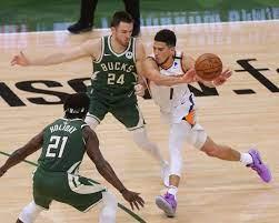 Bucks win in and gauge Finals chances ...