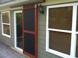garage screen door slidersBuilt a sliding screen door  The Garage Journal Board  Home