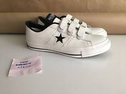 converse 10 5. image is loading converse-one-star-j-strap-white-black-10- converse 10 5