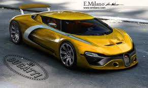 2018 bugatti gold. delighful 2018 bugatti chiron render 2 600x358 at this is what may look like with 2018 bugatti gold