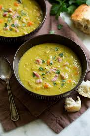 split pea soup recipe stovetop