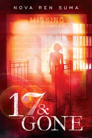 17 gone cover and plot summary revealed