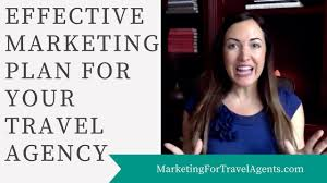 travel agency marketing plan travel agency marketing plan template youtube
