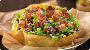 qdoba mexican food wisconsin taco salads