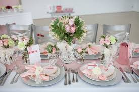 Picture Of Fresh Spring Wedding Table Decor Ideas Table Decor