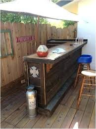 build a patio bar. Outdoor Patio Bar Plans Build A Table With Built In Ice Boxes Deck Back To  Attractive . O