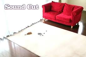 soundproof rug pad uk noise carpet underlay reduction slips tack global market mat lg cancelling soundproof rug
