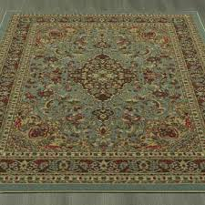 rubber backed area rugs collection oriental design with non skid backing 4x6