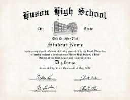 High School Deploma Us High School Diploma Style 7 Buy Diploma Online