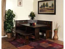 Corner Breakfast Nook Tables Dining Room Set Table With Bench Canada