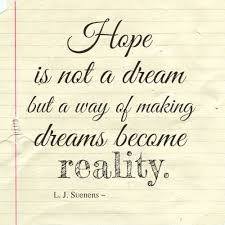 Dream Hope Quotes Best of Hope Quotes Pictures And Hope Quotes Images With Message